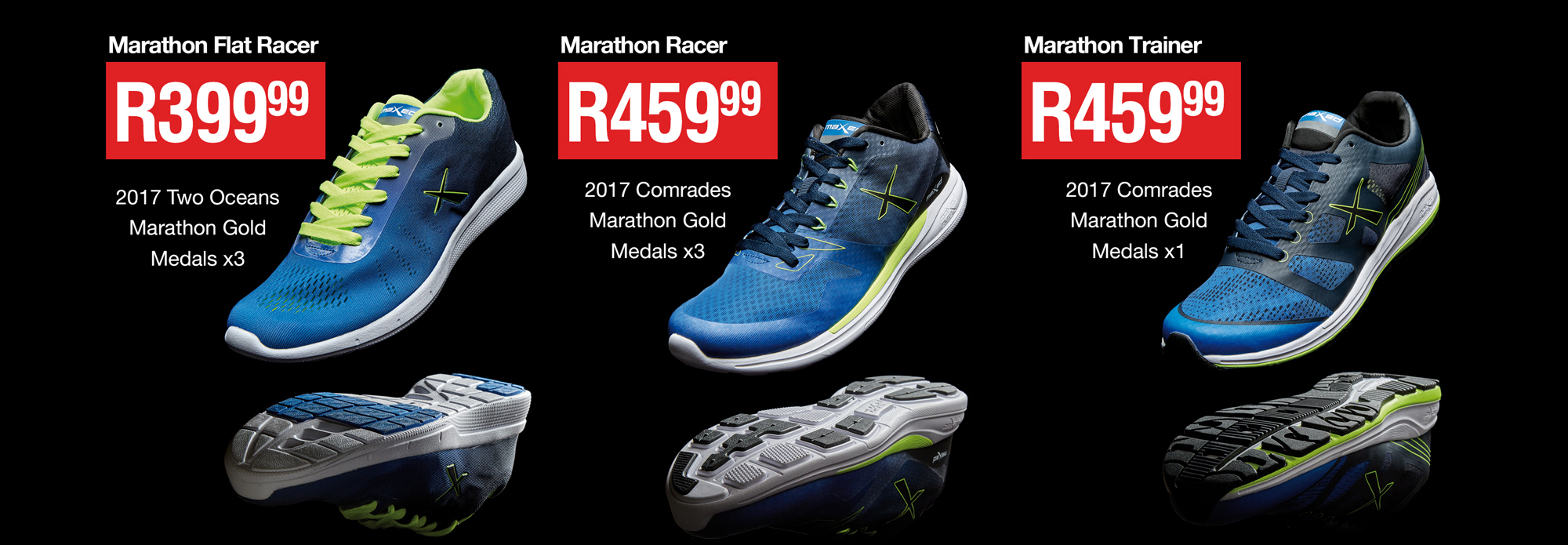 Lace Up With Maxed Footwear - Active